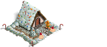 Gingerbread HouseLevel 1